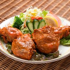 Tandoori Chicken/タンドリーチキン ¥900〜