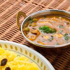 Vegetable Curry/ベジタブルカレー  ¥1,000