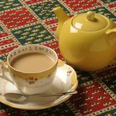 Masala Tea/マサラティー(1ポット) ¥600