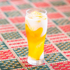 Mango Lussi/マンゴーラッシー ¥450